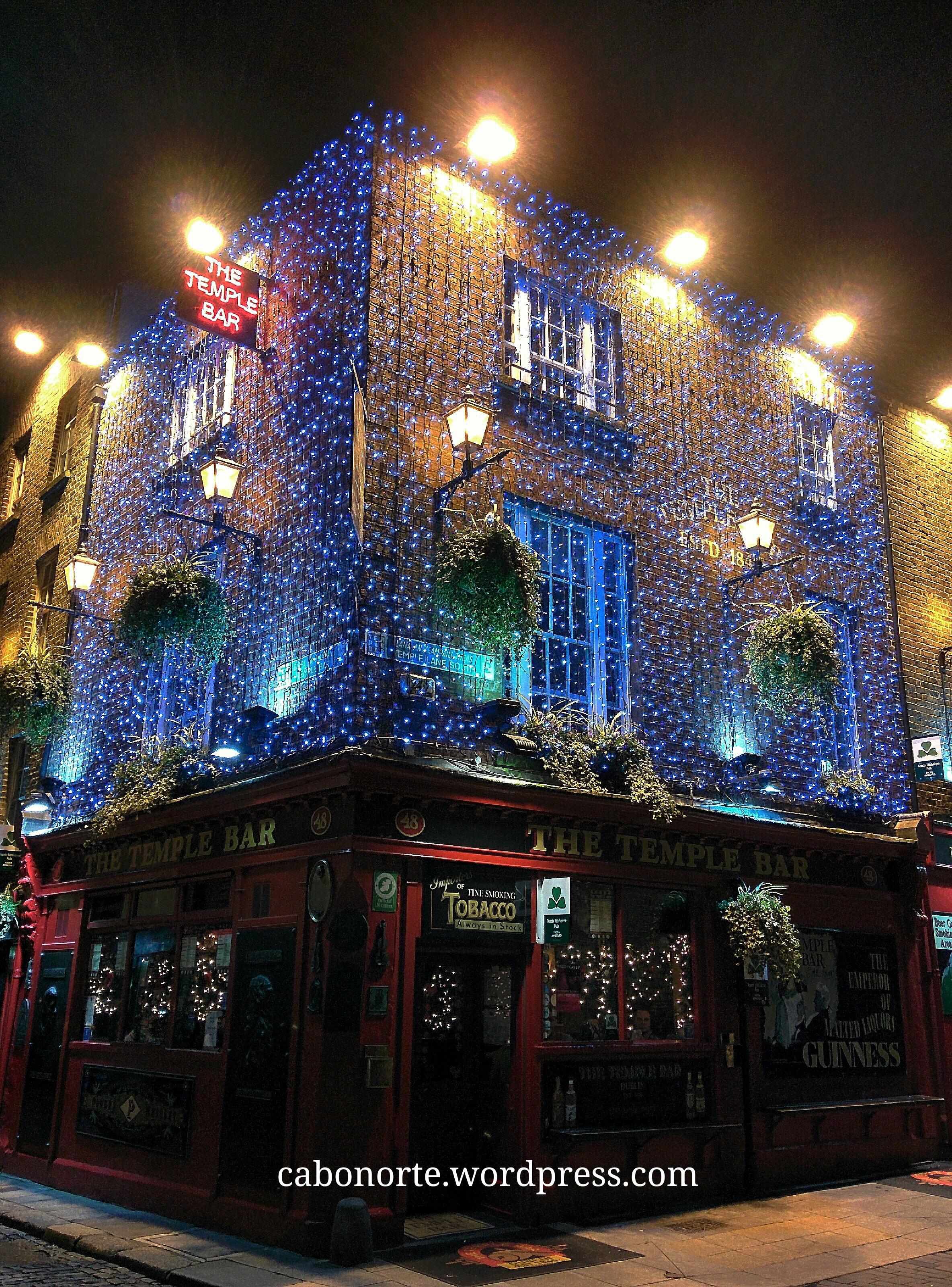 Pub The Temple Bar, Dublín