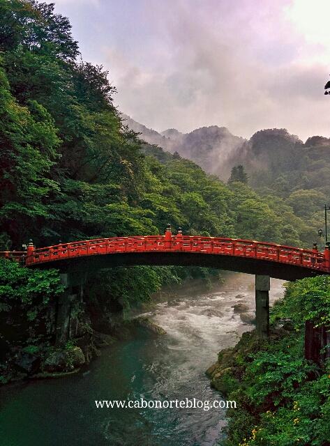 Puente en Nikko
