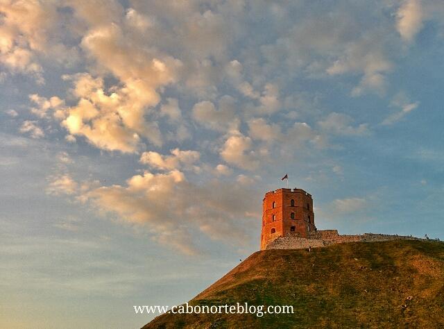Castillo de Vilna