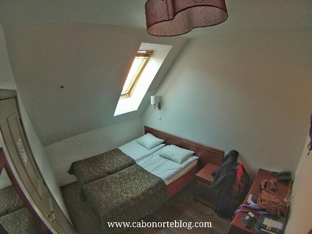 Habitación en nuestro hotel de Tallin