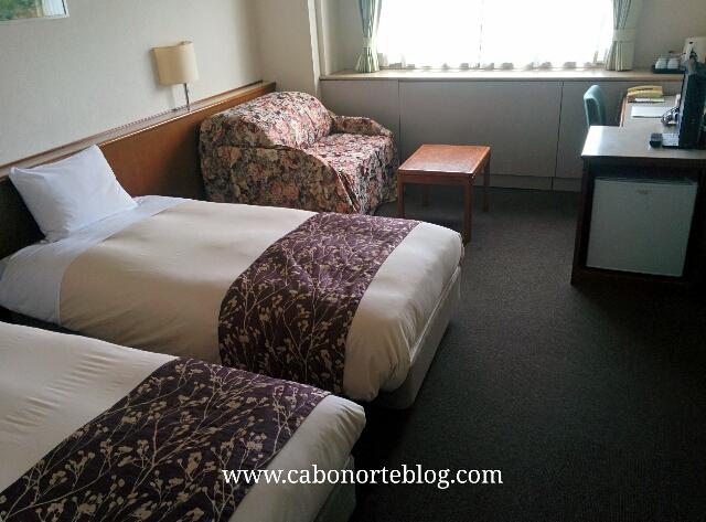 Hotel en Kioto