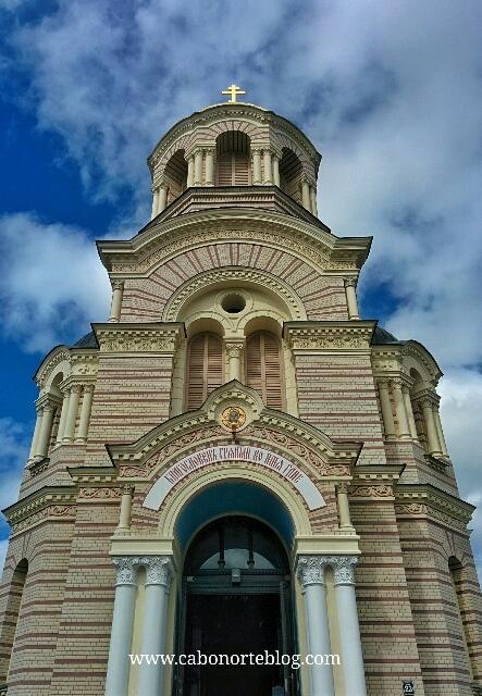 Iglesia de la Natividad de Cristo en Riga