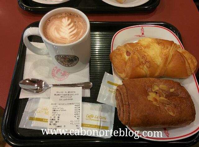 desayuno, japon