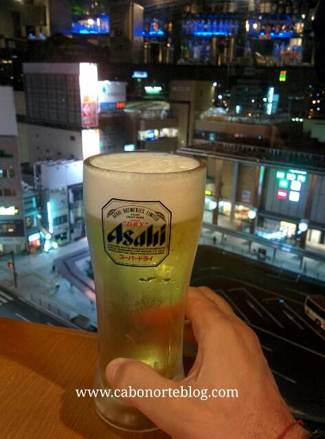 cerveza, asahi, japon
