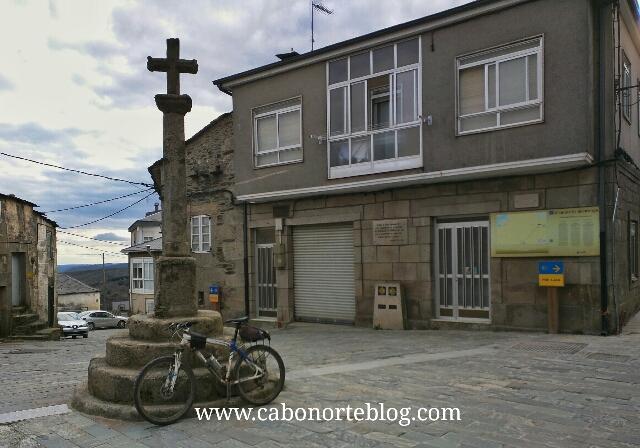 camino de santiago, camino sanabrés, a gudiña, galicia