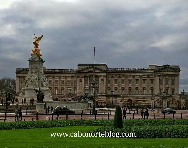 buckingham, palace, london, londres