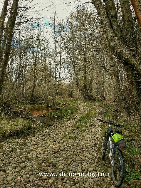 camino de santiago, camino sanabrés, bici, puebla de sanabria
