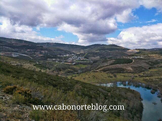 camino de santiago, camino sanabrés, campobecerros, ourense