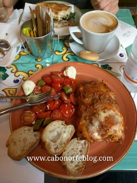 comida, italiana, london, londres