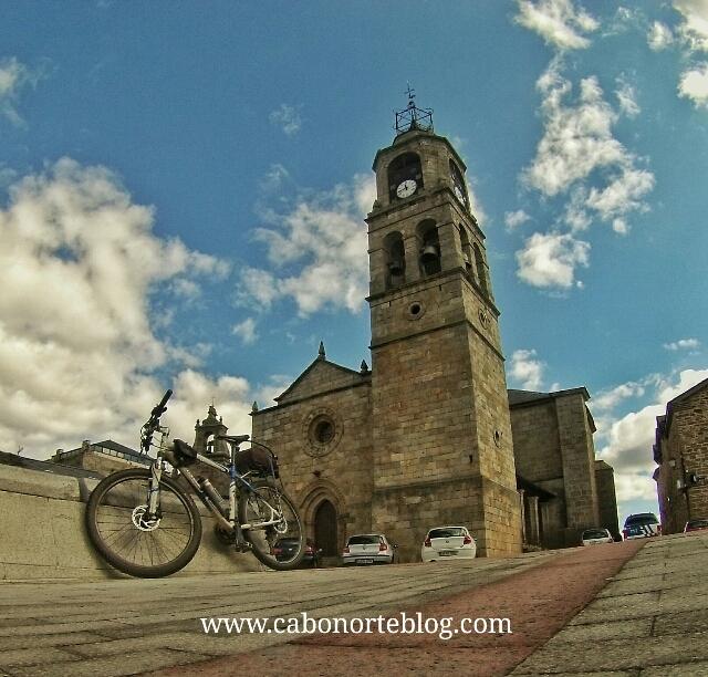 camino de santago, camino sanabrés, puebla de sanabria, bici