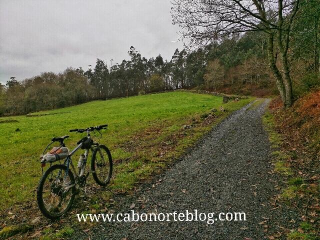 camino de santiago, camino sanabrés, lestedo, bici