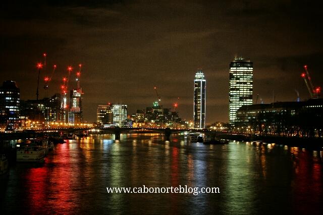 london, londres, night