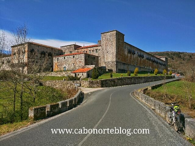 camino de santiago, camino sanabrés, mosteiro de oseira, oseira, ourense, galiza, cea