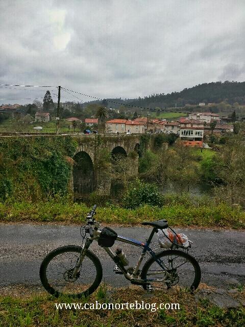 camino de santiago, camino sanabrés, ponte ulla, rio ulla