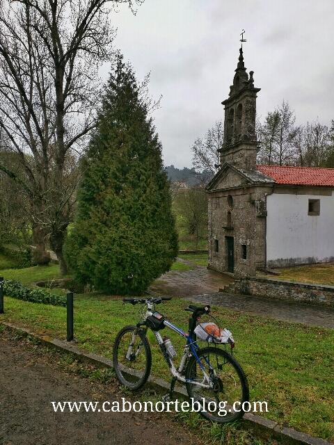 camino de santiago, camino sanabrés, capilla de santa lucía