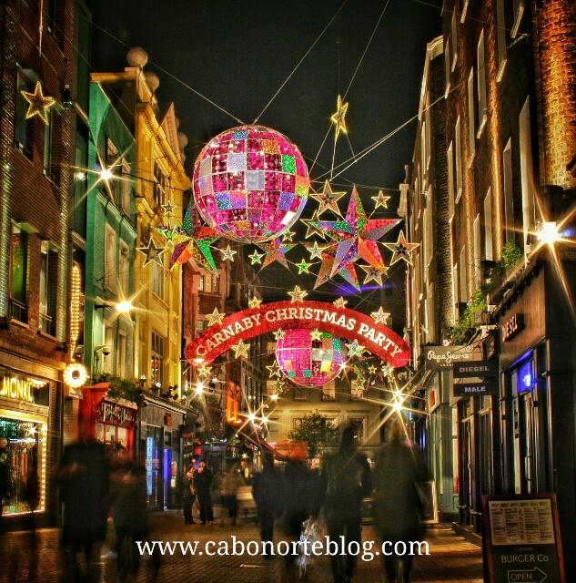 soho, london, londres, navidad, nadal