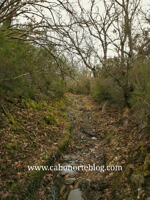 camino de santiago, camino sanabrés, a canda
