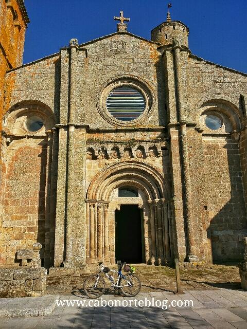 camino de santiago, camino sanbrés, xunqueira de ambía, aurense, galiza, románico