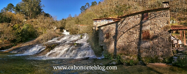 Cascada del Río Barosa