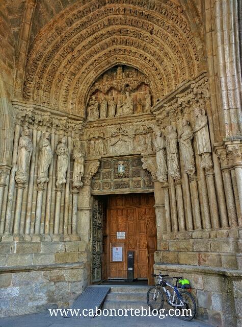 Catedral de Tui, camino portugues