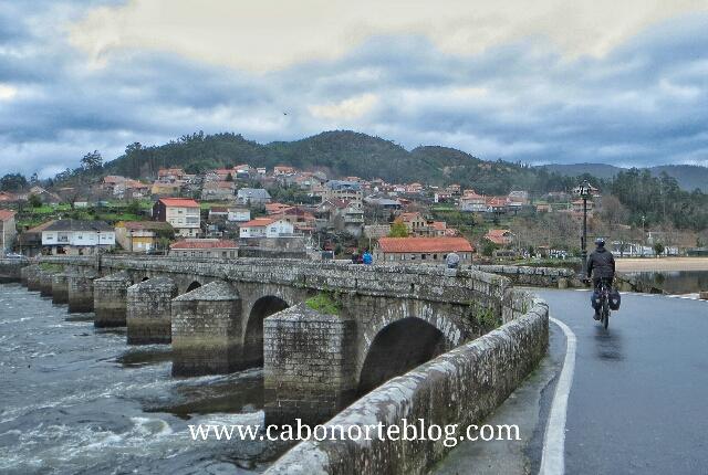 Pontesampaio, camino portugues