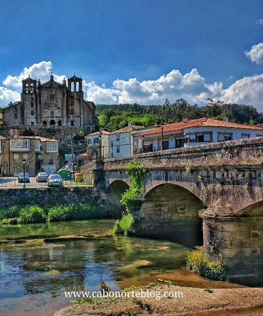 Padrón, camino portugues