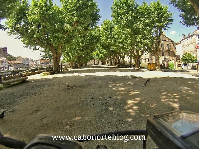 El Camino Portugués en Padrón