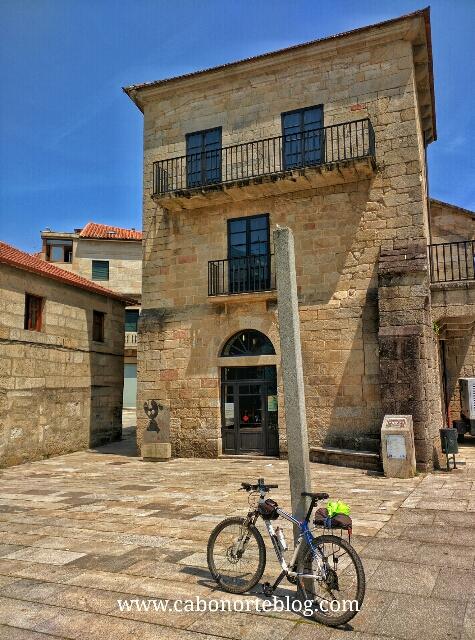 Albergue de Redondela, camino portugués