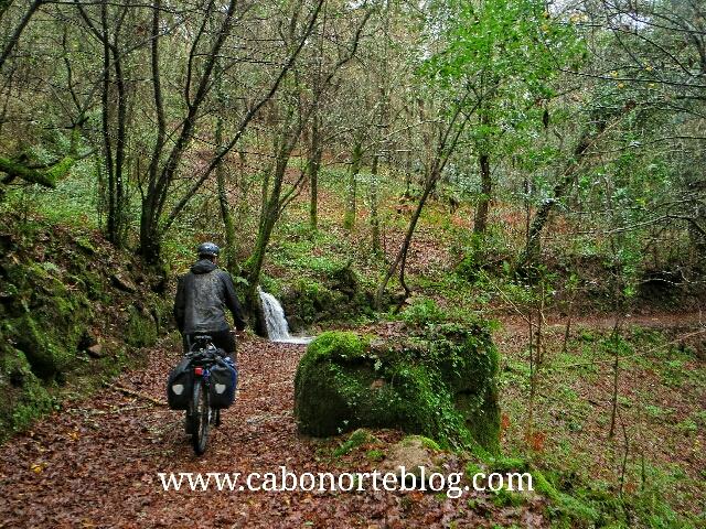 El Camino Portugués por el Concello de Valga