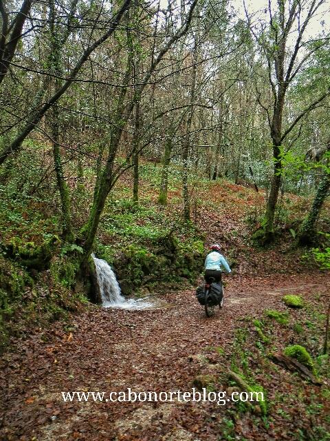 El Camino de Santiago Portugués en invierno