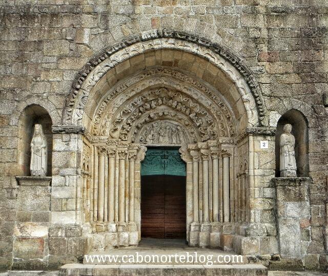 san francisco, iglesia, betanzos, galicia