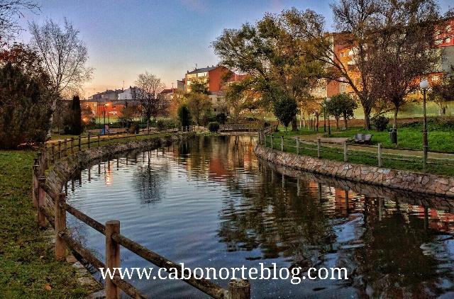 Paseo ao Carón do Río Pontiñas de Lalín