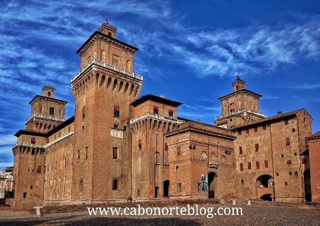 Castillo de Ferrara, Italia