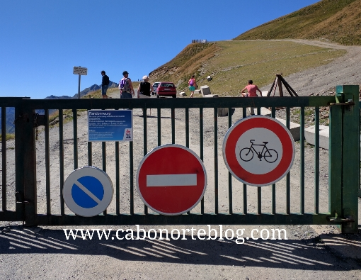 Camino al Pic du Midi
