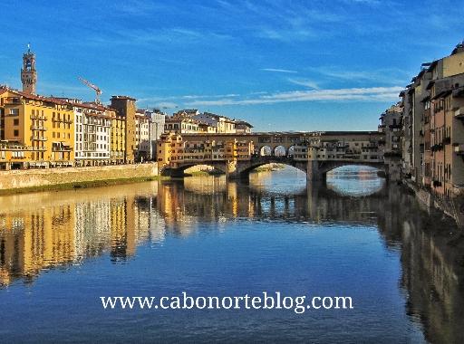 florencia, ponte vechio, toscana, italia