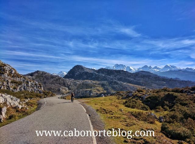 Subida a los Lagos de Covadonga