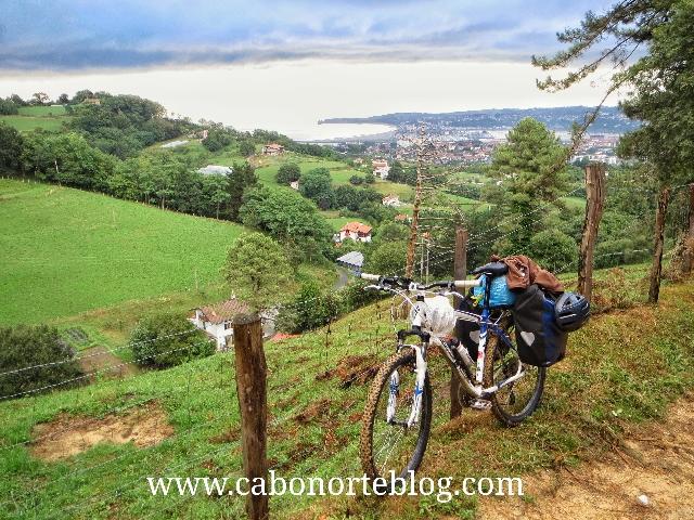 Camino de Santiago, camino del norte, bicigrino, btt, bici