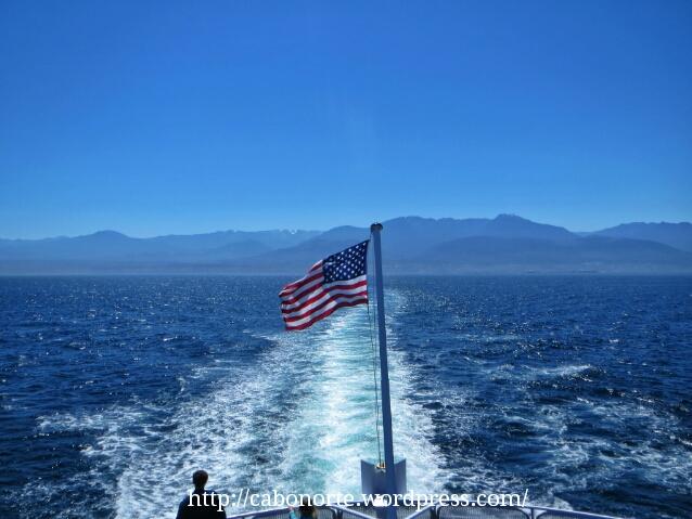 Ferry Isla Vancouver - Olympic