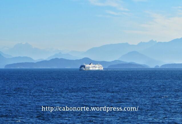 Ferry a Isla Vancouver