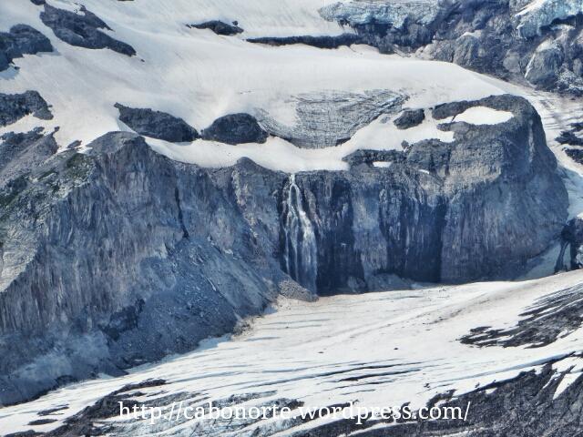 Glaciar de Monte Rainier