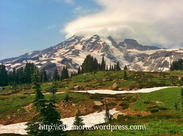 Mont Rainier, EEUU
