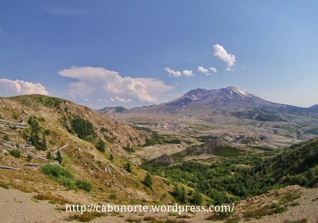 El Mont Saint Helens