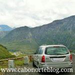 En los Alpes austriacos. Agosto de 2005