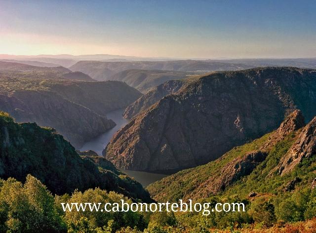 Canón do Sil, Ribeira Sacra