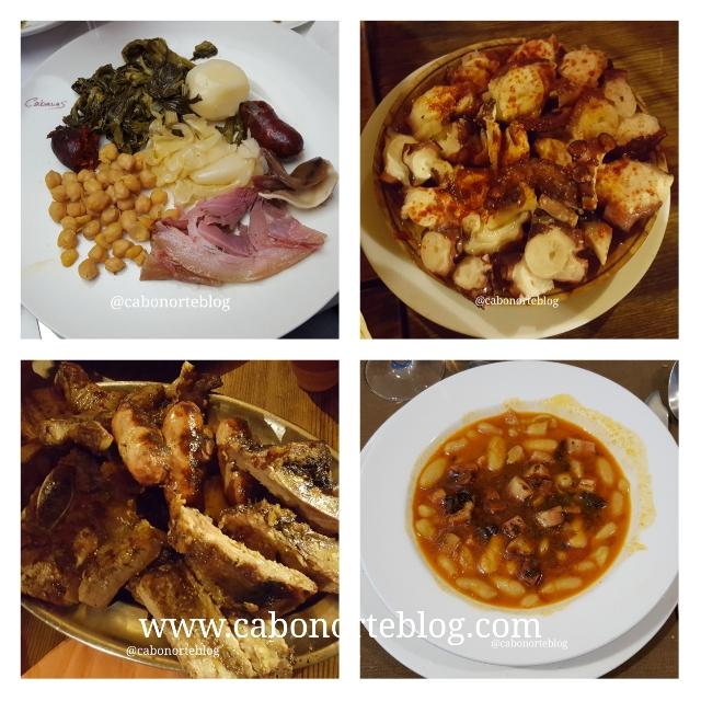 A gastronomía de Lalín