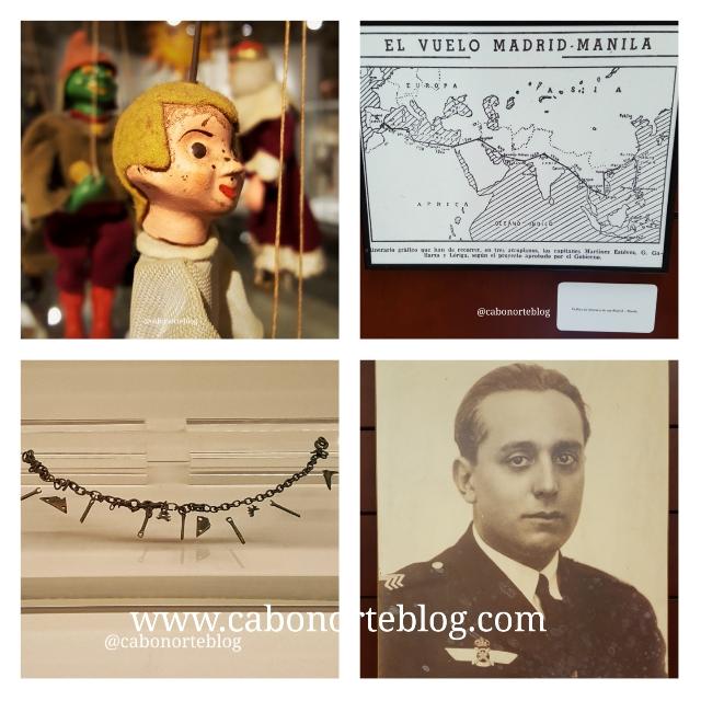 Museo da marioneta, Loriga e arqueolóxico no Pazo de Liñares