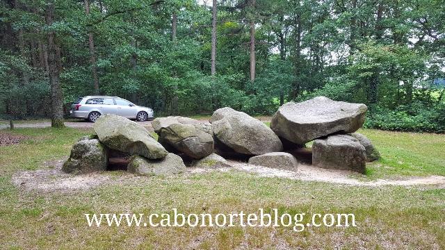 Megalito en Drenthe