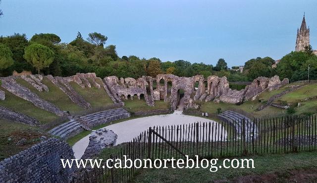 Anfiteatro de Saintes