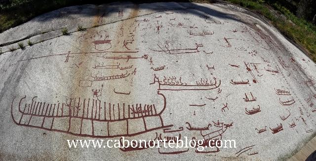 Petroglifos de Tanum, Suecia