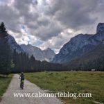 Ruta en bici por el Parque Nacional de Triglav